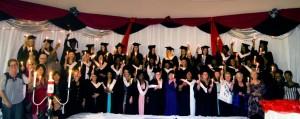 Diploma class of 2013