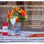 CONGRATULATIONS TO CAVERSHAM DIPLOMA GRADUATES!